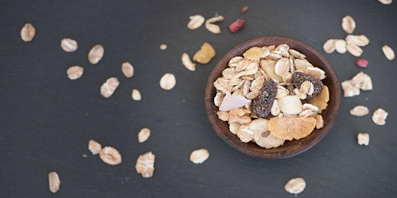 Muesli y cereales tostados empatan a calorías perono en la calidad de esas calorías (Pixabay)