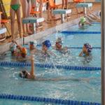 Ejercicios para hacer en la piscina