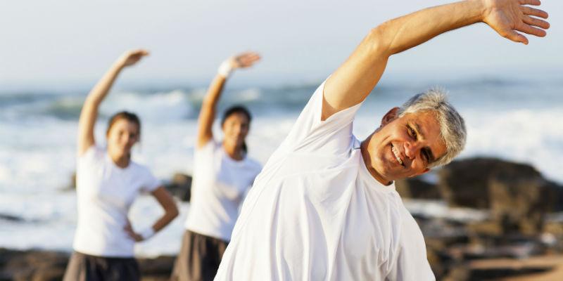 El sedentarismo es una de las causas del aumento de peso (iStock)
