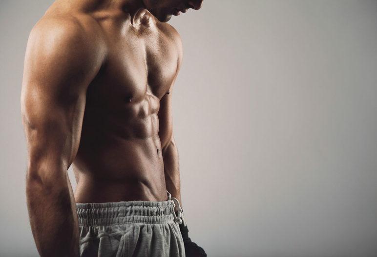 Los abdominales oblicuos están en la parte lateral del cuerpo (iStock)