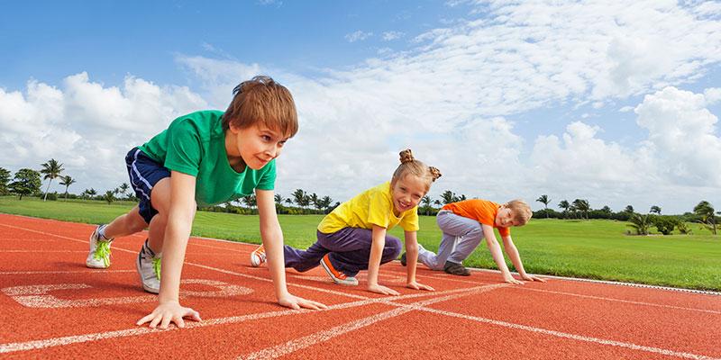 El atletismo es un deporte apto para casi cualquier edad (iStock)