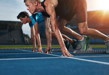 Las series son el mejor ejercicio para mejorar tu velocidad. (iStock).