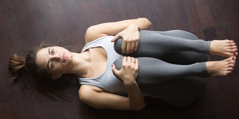 Flexión de espalda (iStock)